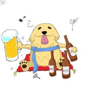 りっちゃんのビールでげんき