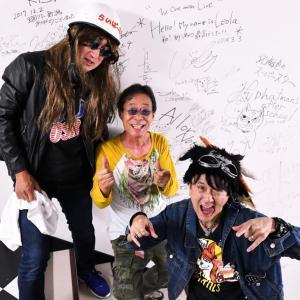 熟年アイドル ♪Rock 'n' roll band♪ Ripers(ライパーズ)