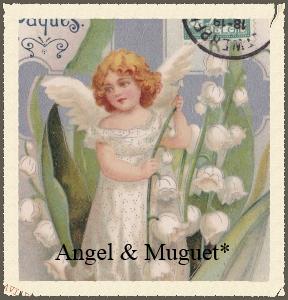 Angel&Muguet* ビーズアクセサリーと着物リメイク