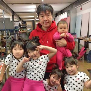 英語できない手に職もないパパ&村上家の6姉妹 オランダ移住物語
