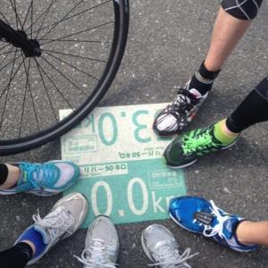 腰痛ランナーのフルマラソンサブスリーへの道