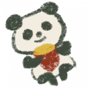 サツマイモパンダ