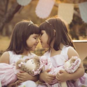 双子育児日記♡Flower Girls
