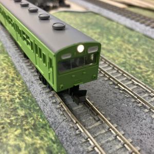 室内でひとり楽しむ鉄道模型