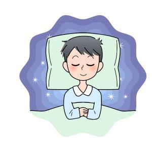 夢パワー いびき対策で 快眠 安眠 夢物語