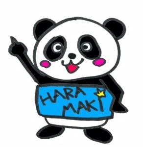 はらまきパンダの日常