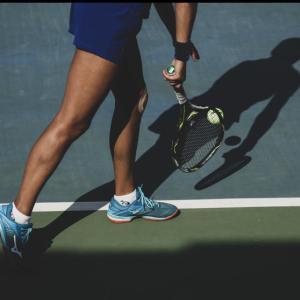 tennis news  paper