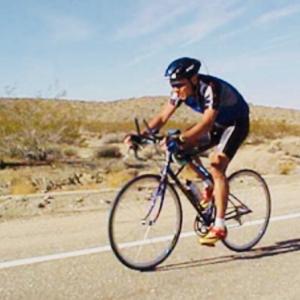 自転車とランニングとトレーニング