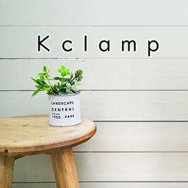 Kclamp 毎日が楽しくなる♪着やすいお洋服
