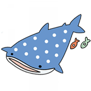 ごん太とゆかいなコバンザメ