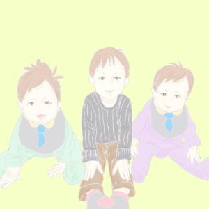 年子で双子のうるとらハードな毎日