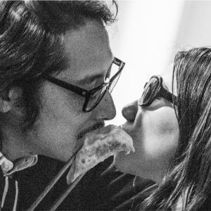 最後のキスは餃子のflavor
