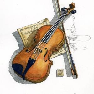 ヴァイオリン中級から上級への道