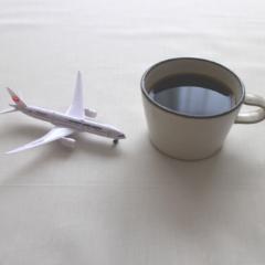 主にコーヒーと空旅です。