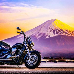 フォトジェニックなバイク旅