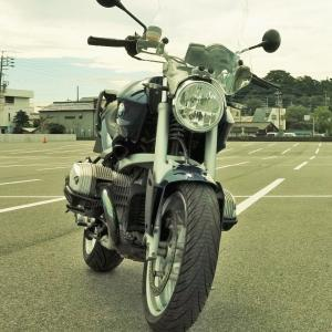 BMWボクサー:茶輪次TRJ