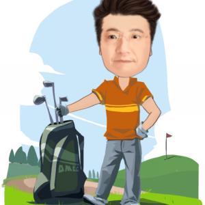 まめゴルフ