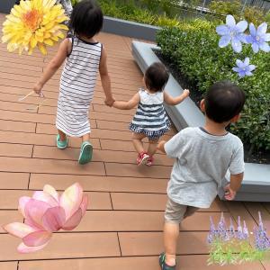 年子3児ドタバタ日記