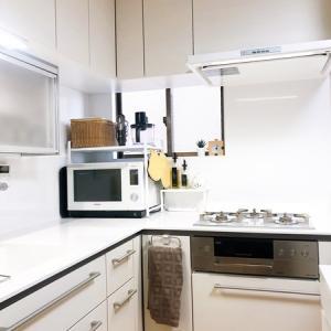 狭いキッチン/バス/水回りでも快適に暮らす・148cm小柄主婦のプチライフ