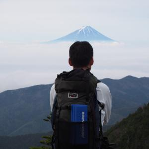 がんばれ富士登山