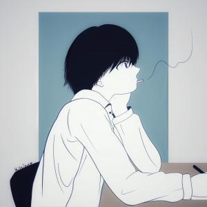 小説家・吉澤の遊びと仕事