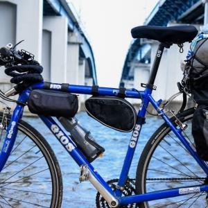 まおぶろぐ 「自転車×キャンプ」