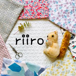 riiroの育児と仕事とハンドメイドの日々
