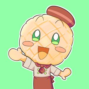 メロンパンわなかが行く~!!