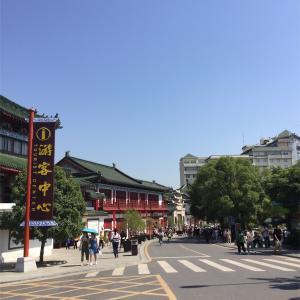 江西省旅行1日目② 南昌八一起義紀年館