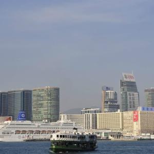 香港、トランジットでの6時間観光とカンタス航空ラウンジ【シンガポールの旅6】