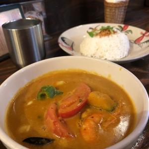 京都 円町 タイカレーレストラン「Siam」〜タイ旅行演習その2〜