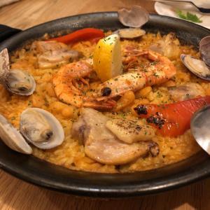 京都食べ歩き Restaurante de Paella「Barraca」