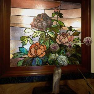京都 島原「きんせ旅館 IWASHI COFFEE」〜大正ロマンなカフェ&バーでうたかたの時間の旅を〜