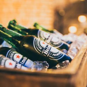 なんでも酒屋カクヤスアプリ。ビール一本でも自宅に持ってきてくれる!