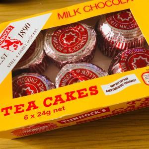 ロンドン土産にはチョコがおすすめ*TUNNOCK'S TEA CAKE*ロンドン《女子旅 海外》