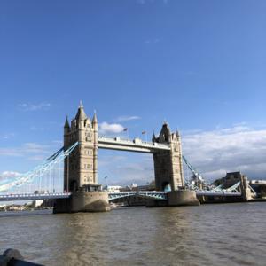 イギリス*ロンドンへの旅費はどのくらい??2018年8月*女子旅