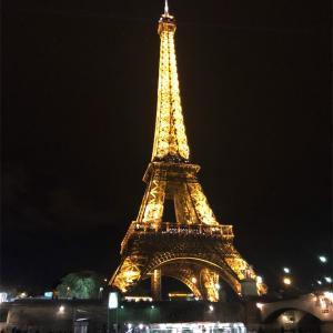 2019年8月のパリ旅費はいくらかかった?フランス《女子旅 海外》