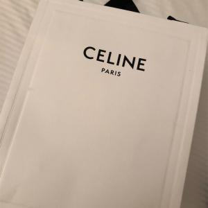 パリでセリーヌを買ってみたよ!!《女子旅 海外》