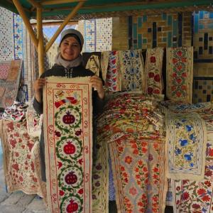 ウズベキスタンの旅⑦