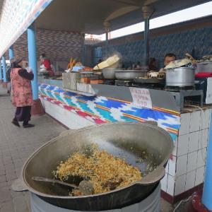 ウズベキスタンの旅⑲