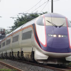 山形新幹線「つばさ」の車両