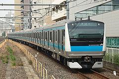 引退が決まった京浜東北線E233系