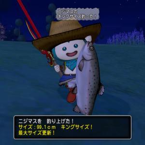 今更ですが…釣り!