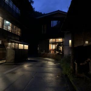 栃尾又温泉おくの湯/うえの湯/したの湯でラドン吸引/飲泉