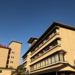 金太郎温泉に宿泊/INOUT
