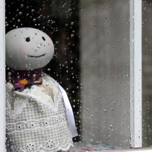 雨が降ってきたら、どうしますか?