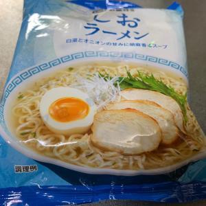 最近食べた袋麺。