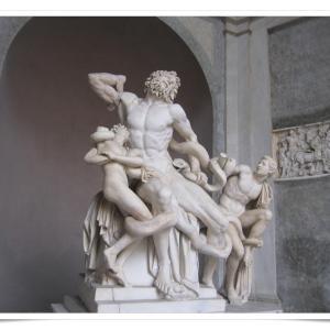 ローマ一人旅⑧ ヴァティカン美術館の見学で極上美術を愛でる
