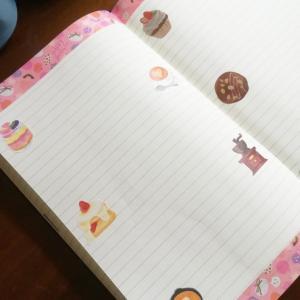 ごちゃごちゃしていたエネルギーが、ノートのおかげでクリアになっている♡