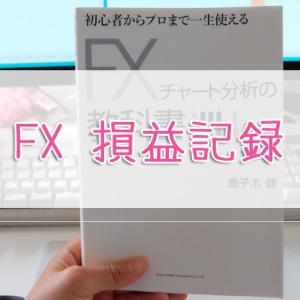 FXで毎月10万円稼ぐぞ!初めてのFX損益記録スタート